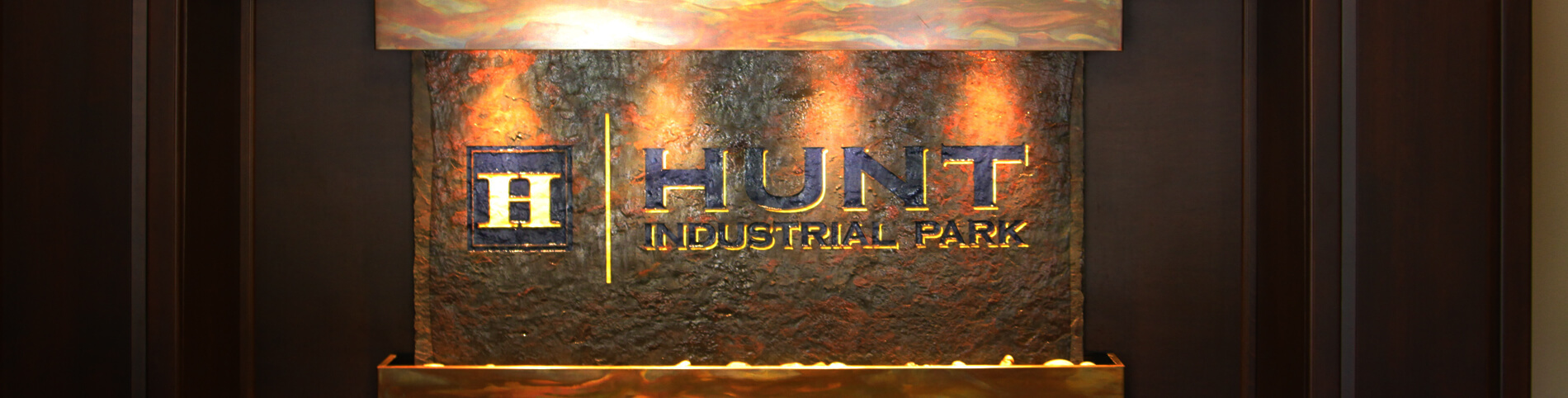 About Hunt Industrial Park
